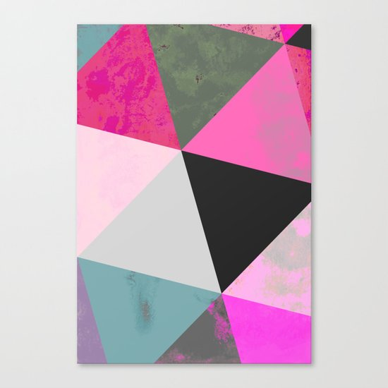 Abstract 03 Canvas Print