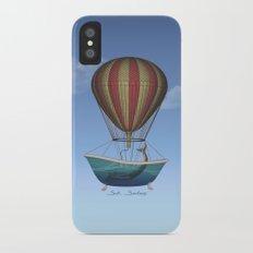 Whales Slim Case iPhone X