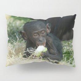 Lola The Bonobo Baby Pillow Sham