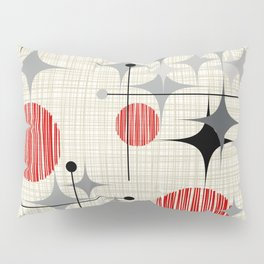 Starbursts and Globes 2 Pillow Sham