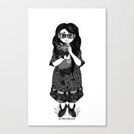 Cereza Canvas Print