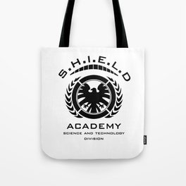 S.H.I.E.L.D Academy > Science and Technology Division Tote Bag