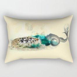Panthera oculus Rectangular Pillow