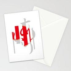 a/i/u【あいう】 Stationery Cards