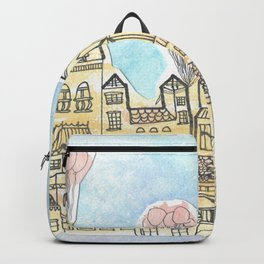 Space Town Backpack