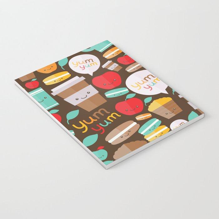 yum yum Notebook