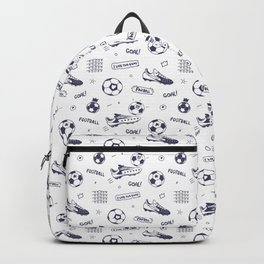 Football!Goal! Backpack