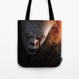 Pennywise The Dancing Clown - IT Tote Bag