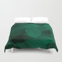 Emerald Duvet Cover