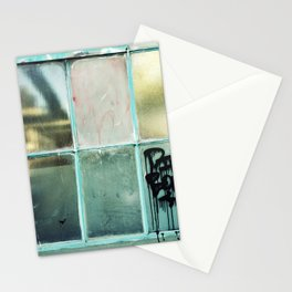 Window One A Stationery Cards