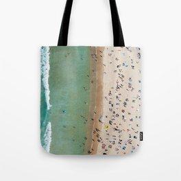 Bondi Stripe Tote Bag