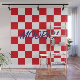 Lukas Modric number one Wall Mural