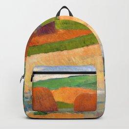 Seaweed Gatherer - Paul Serusier Backpack