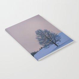 Winter Sunrise Notebook