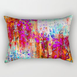 Valentines Brunch Rectangular Pillow