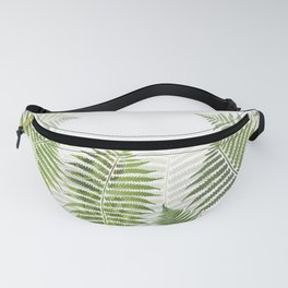 Fern Leaves Fanny Pack