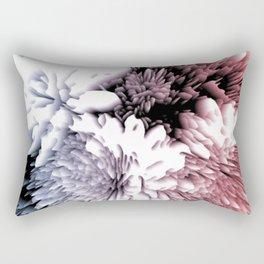 Mums as a cold interpretation Rectangular Pillow