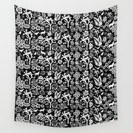 "Joshua Tree Pattern ""Yucca Bali"" by CREYES Wall Tapestry"