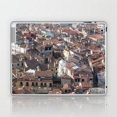 Venetian Rooftops Laptop & iPad Skin