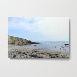 Summer Holidays Metal Print