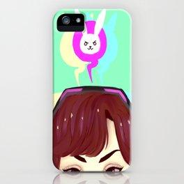 d.va iPhone Case
