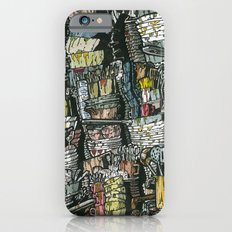 Dirty dishes iPhone 6s Slim Case