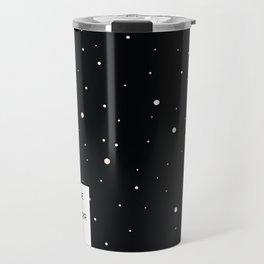 pool of stars Travel Mug