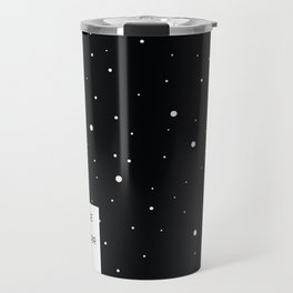 pool of stars Travel Mug