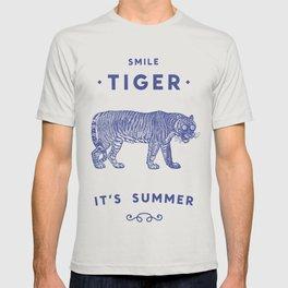 Smile Tiger, it's Summer T-shirt