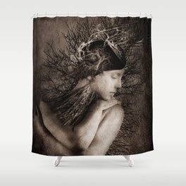 Isa Shower Curtain