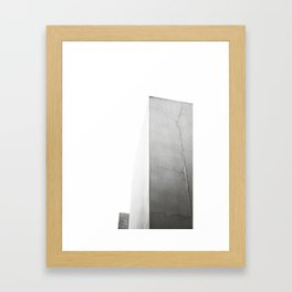 abstract berlin Framed Art Print