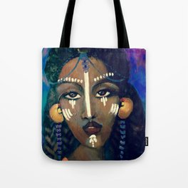 Warrior Goddess Tote Bag