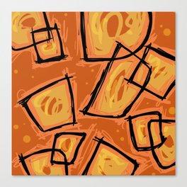 Rootbeer Canvas Print