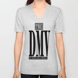 DMV Unisex V-Neck