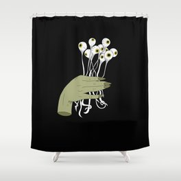 Bouquet of Eyes Shower Curtain