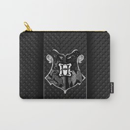 hogwarts metal Carry-All Pouch