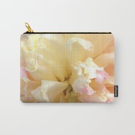 Landscape Peony Carry-All Pouch