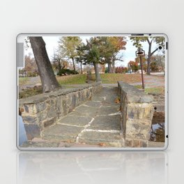 Northeastern State University - Hendricks Spring, No. 3 Laptop & iPad Skin