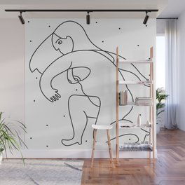 Constelated Wall Mural