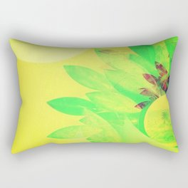 Tropical Sun Drops heat Rectangular Pillow