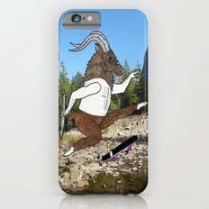 Baphomet's sixth failed attempt over a creek in Yosemite, which resulted in him focusing his board. Slim Case iPhone 6s