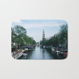 Down the Canal Bath Mat