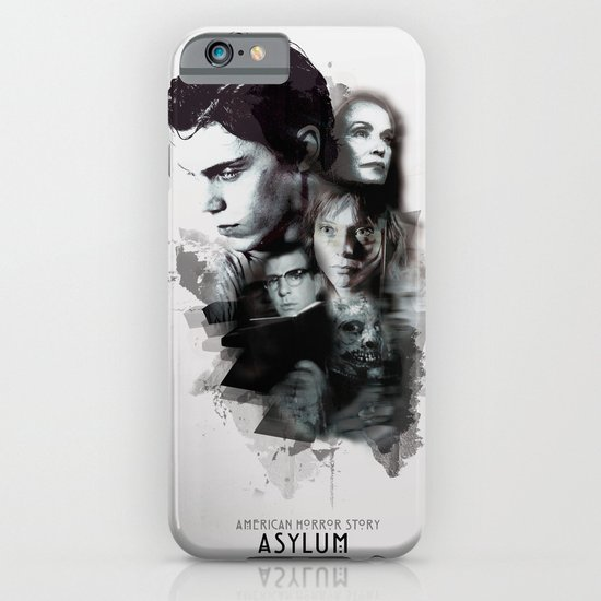 AHS Asylum iPhone & iPod Case