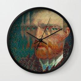 Vincent Van Gogh #10 Wall Clock