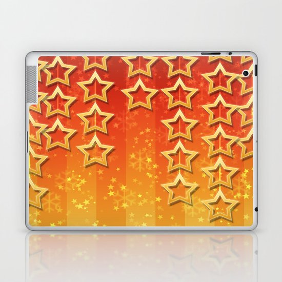Is Christmas Coming? Laptop & iPad Skin