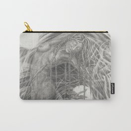 Key Turning Carry-All Pouch