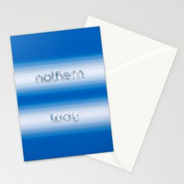 Nothern way Stationery Cards