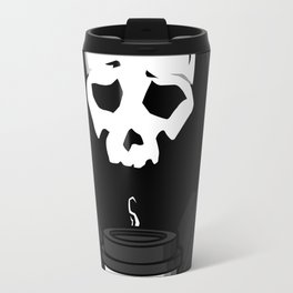 First Coffee of the Mourning Travel Mug