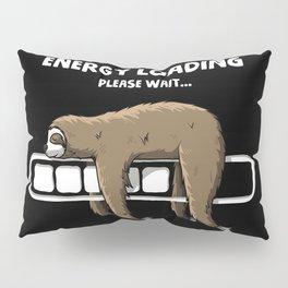 Energy loading Pillow Sham