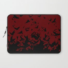 An Unkindness of Ravens Laptop Sleeve
